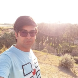 Hossein is looking for singles for a date